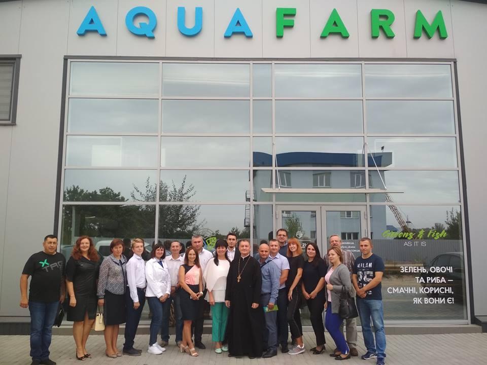 Aquacultura visit