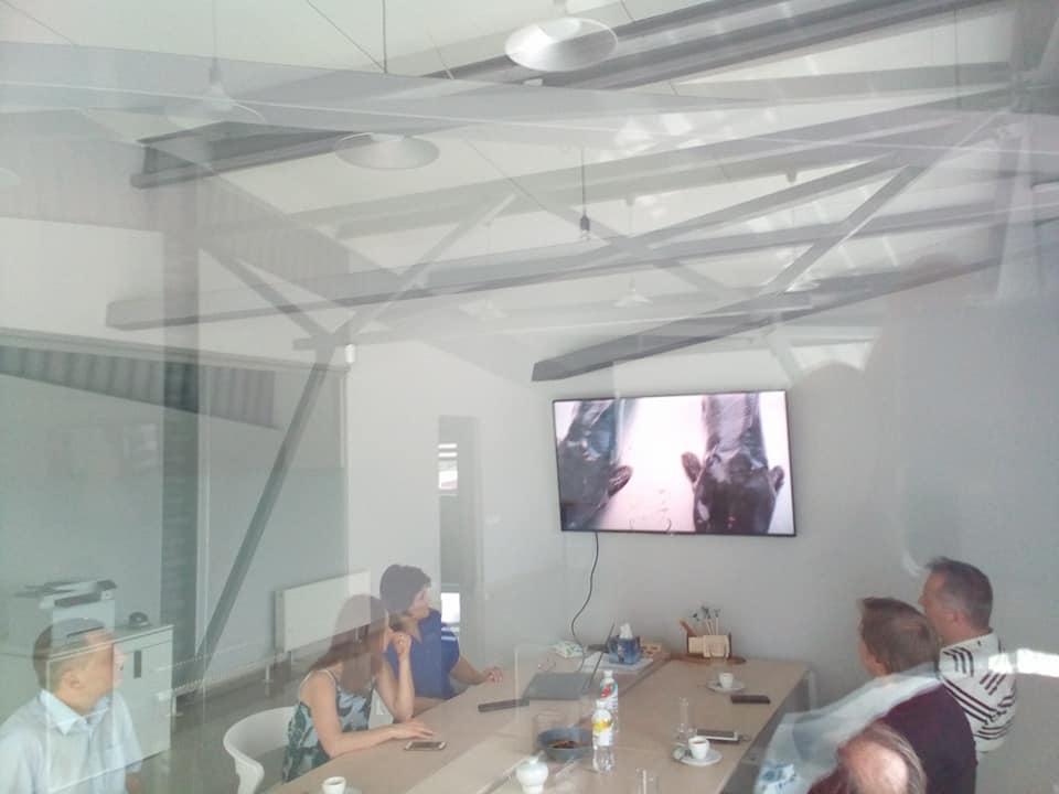 IRCF visits AQUAFARM 3