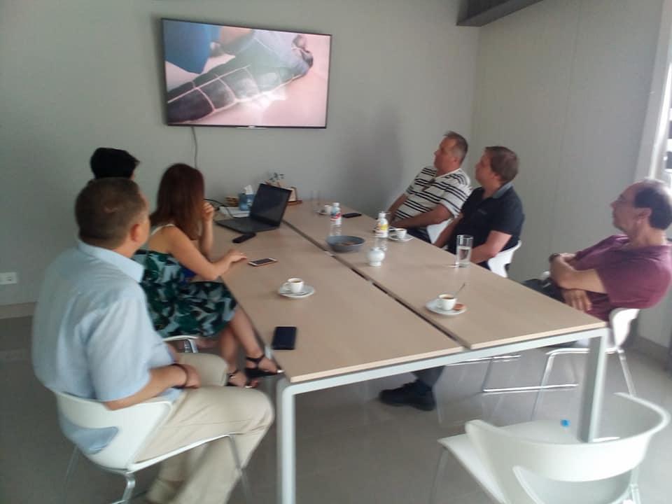 IRCF visits AQUAFARM 2