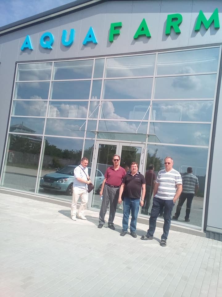 IRCF visits AQUAFARM 5