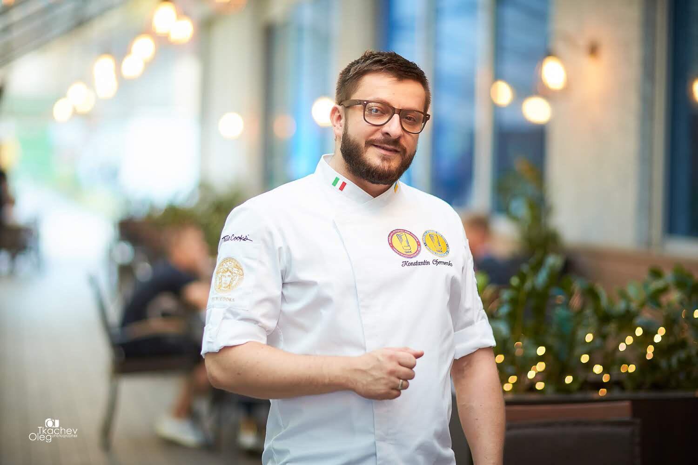 Kostiantyn Chernenko chef 11